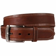 Ariat Men's Diesel Full Grain Leather Belt - Chili