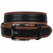 Ariat Men's Diesel Two Tone Western Belt - Black/Tan
