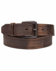 Ariat Men's Divide Belt - Chocolate