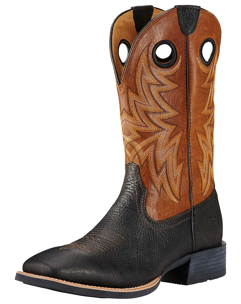 mens ariat work boots