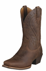 "Ariat Men's Legend Phoenix 11"" Cowboy Boots - Toasty Brown"