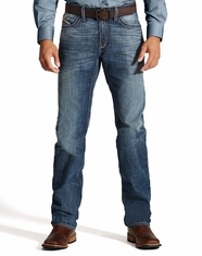 Ariat Men's M2 Relaxed Boot Cut Jeans - Thunder
