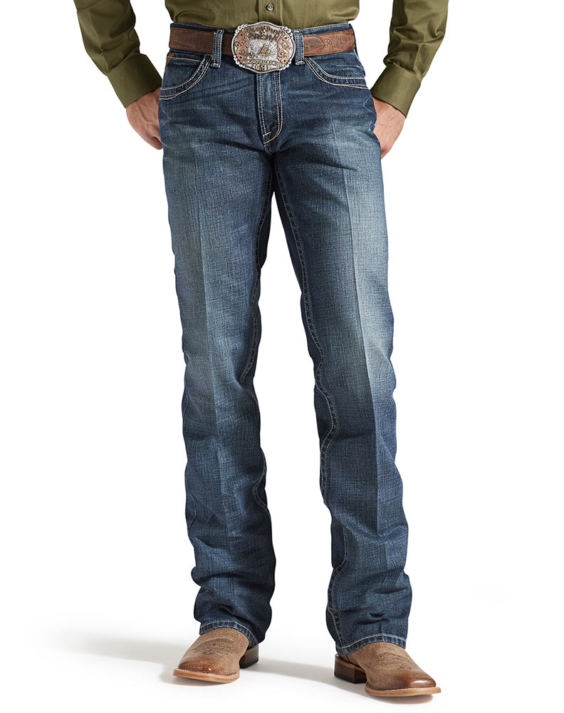 Buy the Mid Rise Relaxed Slim Leg Jeans from Marks and Spencer's range.4/5().