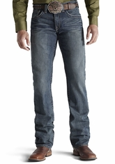 Ariat Men's M5 Slim Straight Leg Western Jeans - Deadrun