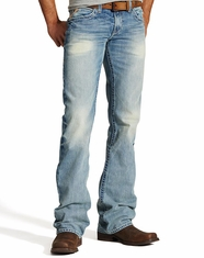 Ariat Men's M7 Rocker Boot Cut Jeans - Stonewall