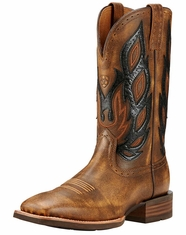 Ariat Men's Nighthawk Square Toe Boots- Vintage Bomber