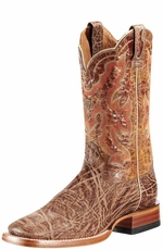 Ariat Men's Nitro Boots - Gulch Tan/Quartz (Closeout)