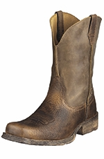 Ariat Men's Rambler Boots - Earth / Brown Bomber