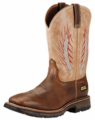 Ariat Men's Workhog Mesteno 11