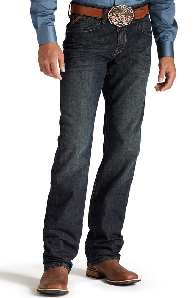 Ariat Mens M2 Relaxed Fit Boot Cut Jeans - Dusty Road