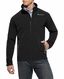 Ariat Mens Vernon Performance Softshell Jacket - Black (Closeout)