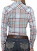Ariat® Womens Long Sleeve Astoria Plaid Shirt - Multi