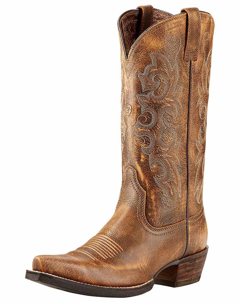 Womens Boots Cowboy - Cr Boot