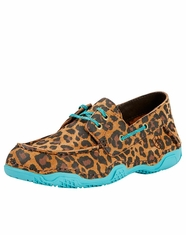 Ariat Women's Caldwell Shoe - Tan Leopard