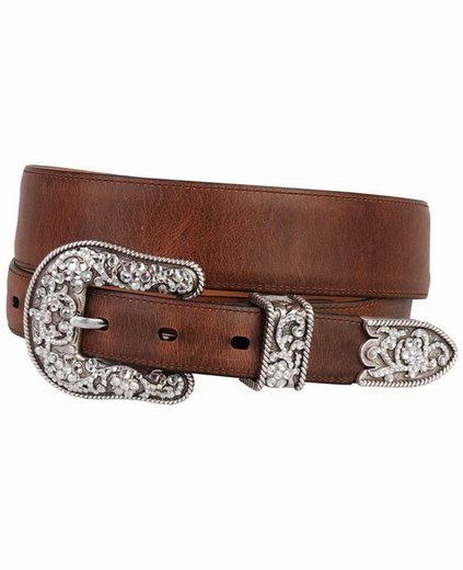 Ariat Women's Cheyenne Belt - Russet Rebel