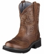 Ariat Women's Fatbaby Boots - Russet Rebel (Closeout)