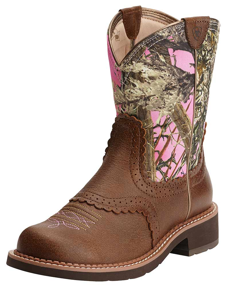 Pink Ariat Boots - Boot 2017