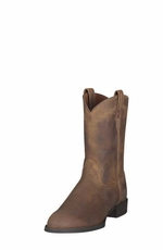 Ariat� Women's Heritage Roper - Brown Distressed