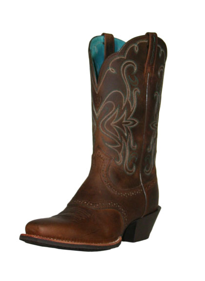 Ariat Women's Legend Boots - Distressed Brown