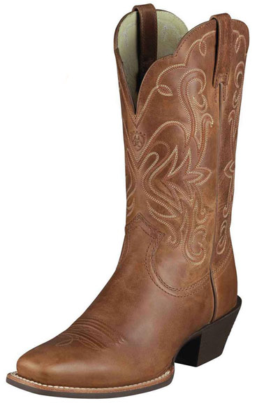 Ariat Women's Legend Cowboy Boots - Russet Rebel (Closeout)