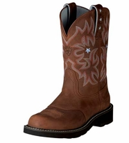 Ariat Women's ProBaby Boots - Driftwood Brown (Closeout)