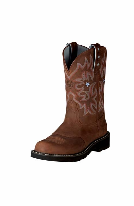 Ariat Women's ProBaby Boots - Driftwood Brown