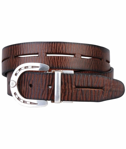 Ariat Women's Regal Reversible Belt - Brown/Black (Closeout)
