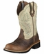 Ariat Women's Showbaby Cowboy Boots - Earth