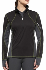 Ariat Womens Bryce Pullover - Black