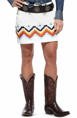Ariat Womens Chahta Skirt