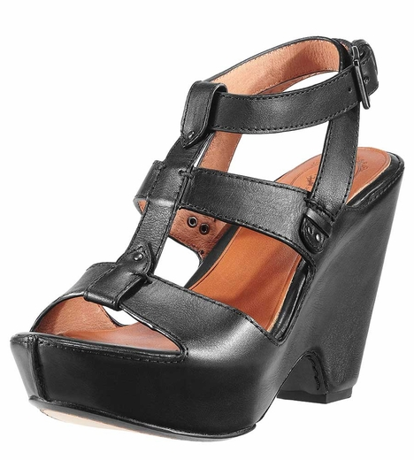 Ariat Womens Coventry Sandal - Black (Closeout)