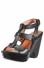Ariat Womens Coventry Sandal - Black