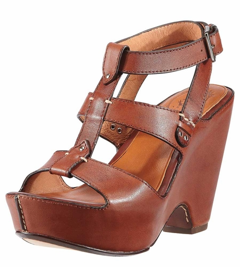 Ariat Womens Coventry Sandal - Cognac