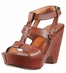 Ariat Womens Coventry Sandal - Cognac (Closeout)