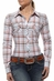 Ariat Womens Lindy Long Sleeve Western Shirt - Multi (Closeout)