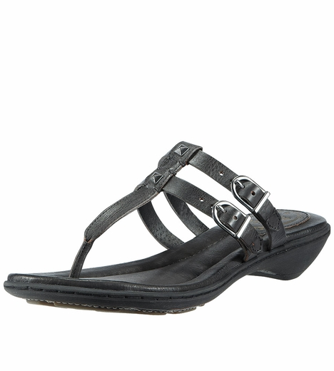 Ariat Womens Weymouth Sandal - Black (Closeout)