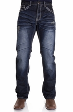B Tuff Mens Axle Jeans (Closeout)