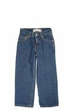 Boys' Levi's® 550™ Relaxed Fit Jeans