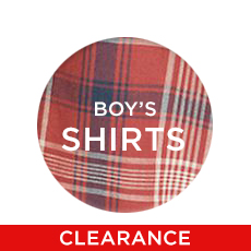 Boys' Western Shirts Clearance