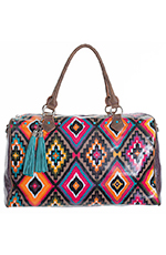 Catchfly Women's Bambi Large Tote - Aztec