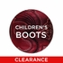 Children's Cowboy Boots and Shoes Clearance