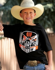 Cinch Boy's Short Sleeve