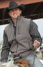 Cinch Men's Bonded Vest - Grey