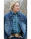 Cinch Men's Denim Jacket - Dark Stonewash
