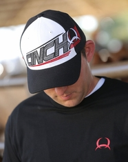 Cinch Men's Logo Cap - White
