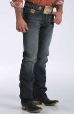 Cinch Mens White Label® Jeans - Dark Stonewash (Closeout)