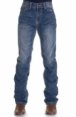 "Cowboy Up Mens ""Grit"" Jeans - Light Wash (Closeout)"