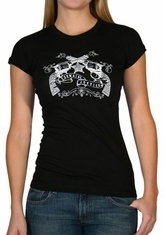 Cowgirl Justice Women's Short Sleeve T-Shirt