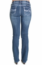 Cowgirl Tuff Women's Saddle Ready II Jean