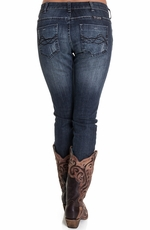 Cowgirl Tuff Womens Diva Straight Jeans